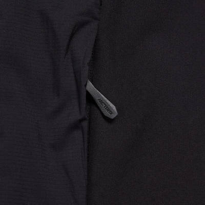 Arc'teryx Atom LT Vest Black Detail 3