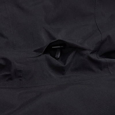 Arc'teryx Koda Jacket Black Detail 4