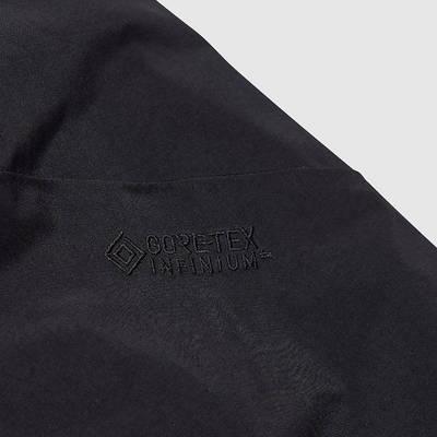 Arc'teryx Koda Jacket Black Detail 5