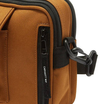 Carhartt WIP Essentials Bag Hamilton Brown I006285-HZ90 Detail