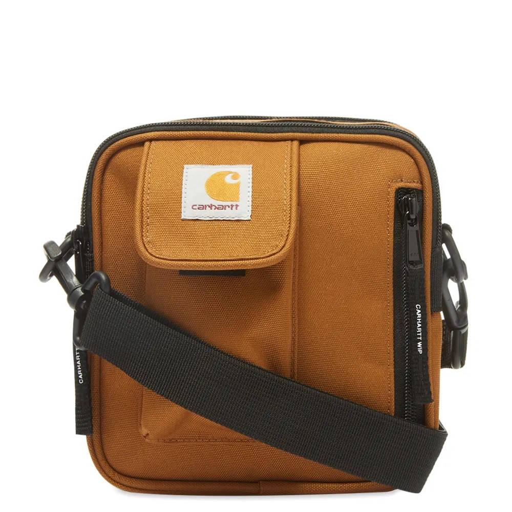 Carhartt WIP Essentials Bag Hamilton Brown I006285-HZ90