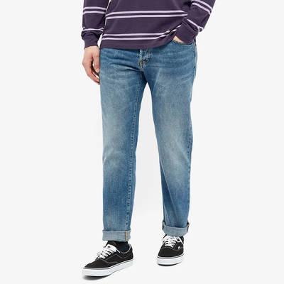 Carhartt WIP Klondike 2 Jeans I016735-01WH Front