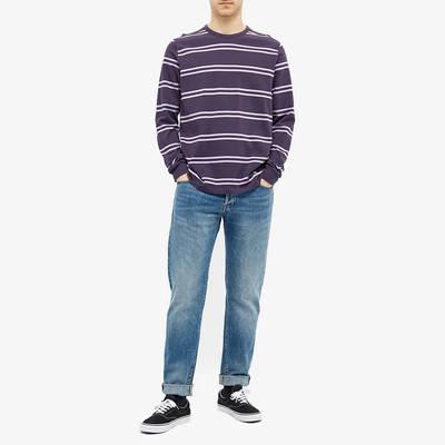 Carhartt WIP Klondike 2 Jeans I016735-01WH Full