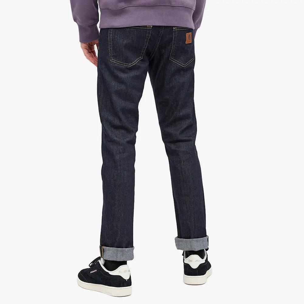 Carhartt WIP Rebel Jeans I015331-012Y Back