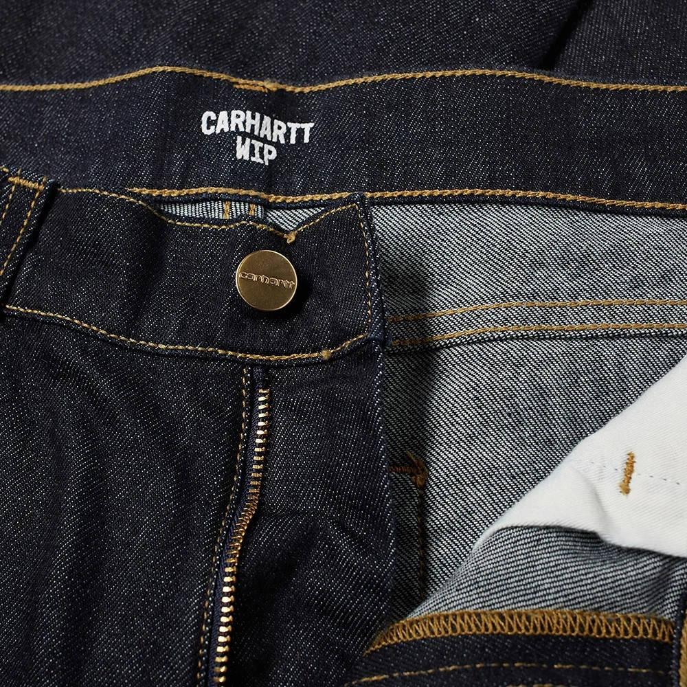 Carhartt WIP Rebel Jeans I015331-012Y Detail 2