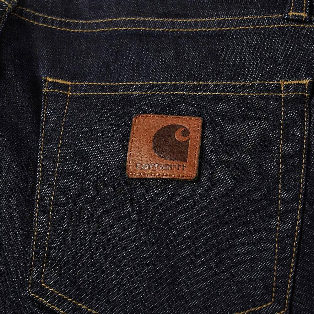 Carhartt WIP Rebel Jeans I015331-012Y Detail
