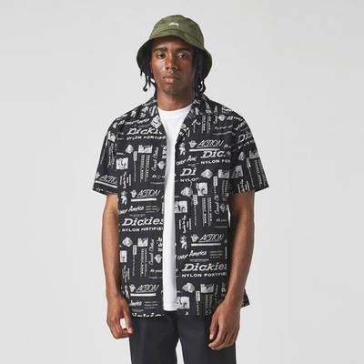 Dickies Short Sleeve Pillager Shirt Black
