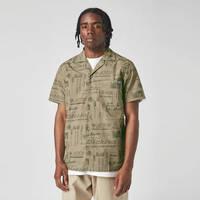 Dickies Short Sleeve Pillager Shirt Green