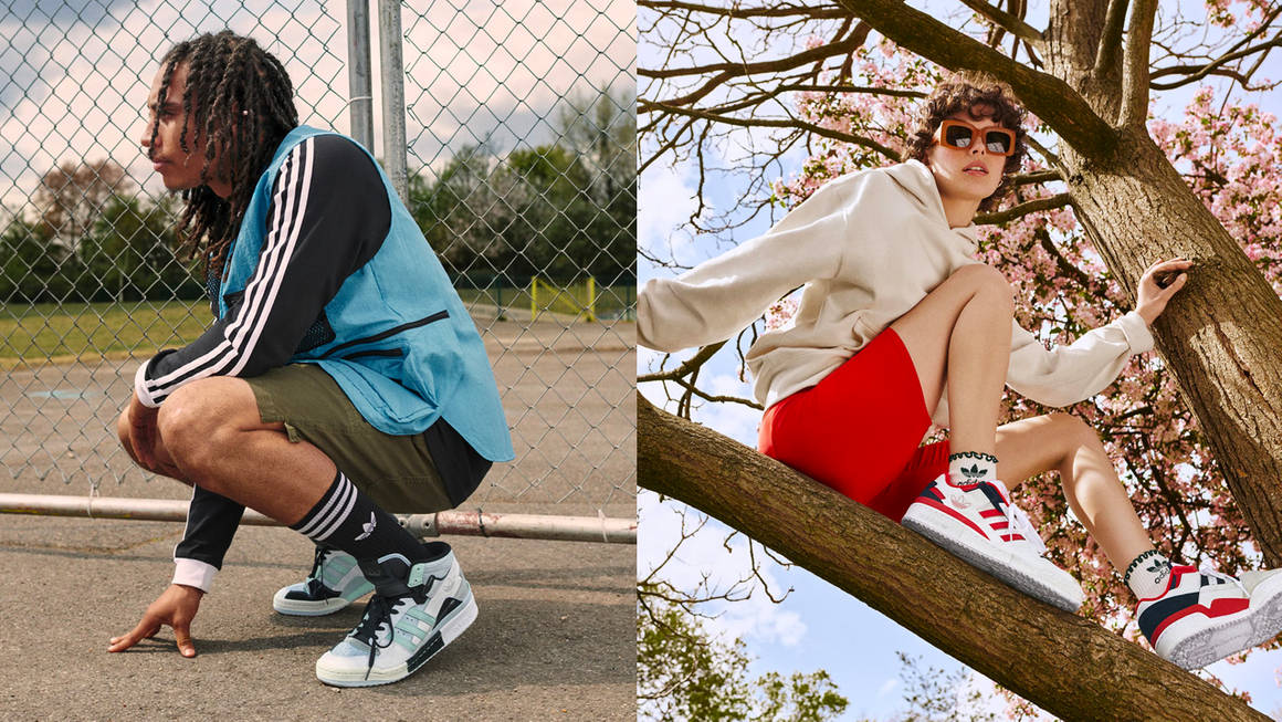 The adidas Forum Exhibit Collection is Available Now!