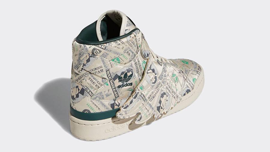 Jeremy Scott x adidas Forum Hi Wings 1 0 Money Q46154 BACK