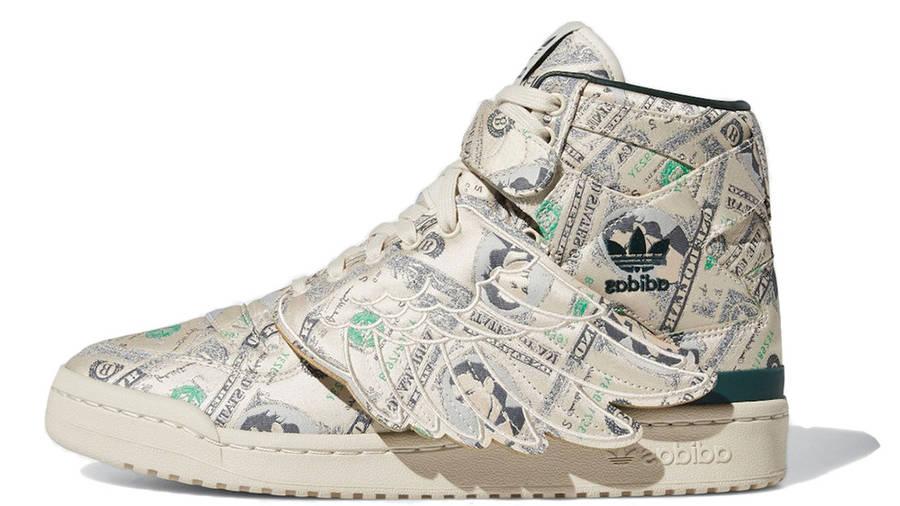 Jeremy Scott x adidas Forum Hi Wings 1 0 Money Q46154