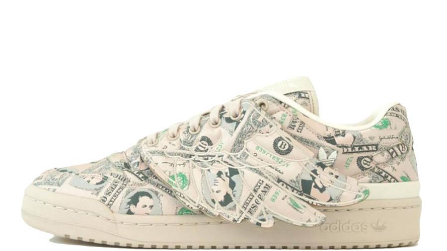 Jeremy Scott x adidas Forum Low Wings 1 0 Money GX6393