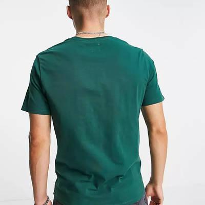 Levi's Original Batwing Logo T-Shirt Green Back