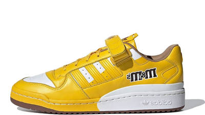 M&M x adidas Forum Low Yellow GY6317