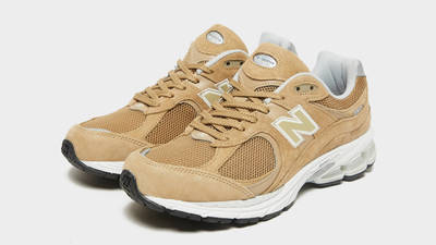 New Balance 2002R Brown Front