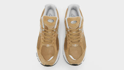New Balance 2002R Brown Middle
