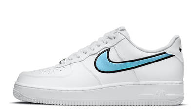 Nike Air Force 1 Low Iridescent Swoosh White DN4925-100
