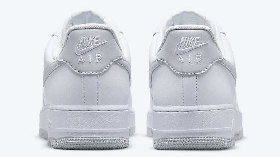 Nike Air Force 1 Low Neutral Grey DC2911-100 back