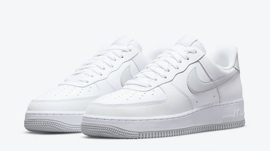 Nike Air Force 1 Low Neutral Grey DC2911-100 front