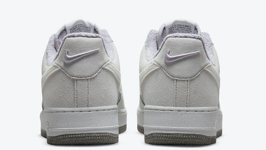 Nike Air Force 1 Low Toasty Grey DC8871-002 back