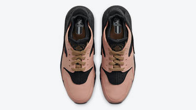 Nike AIr Huarache Toadstool Black Middle