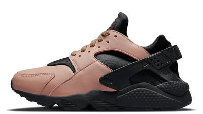 Nike AIr Huarache Toadstool Black