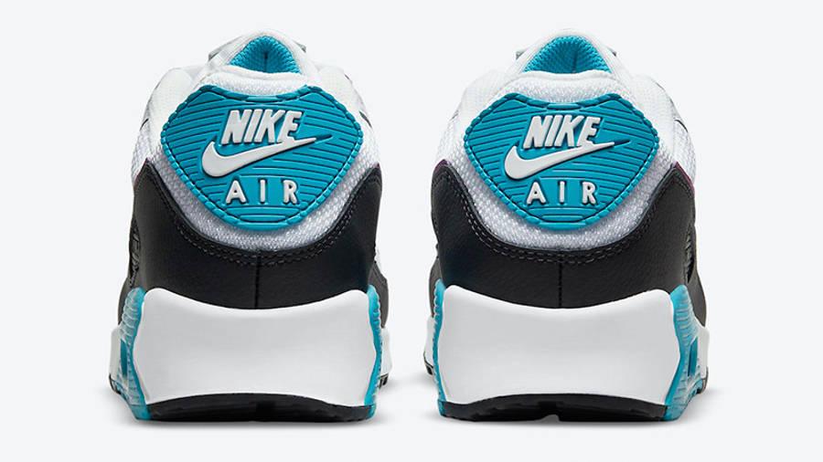 Nike Air Max 90 Blue Lagoon DM8318-100 back