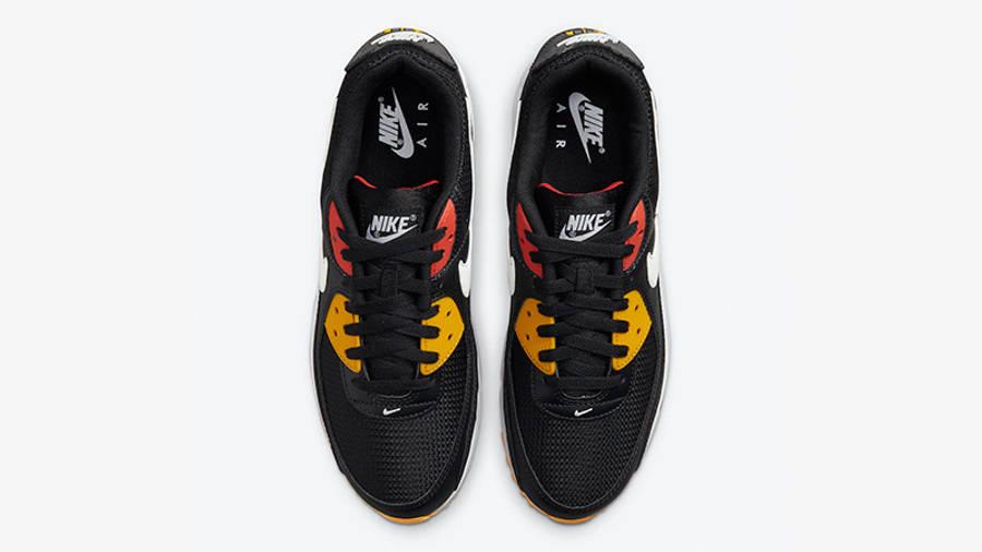 Nike Air Max 90 Raygun DJ9250-001 middle