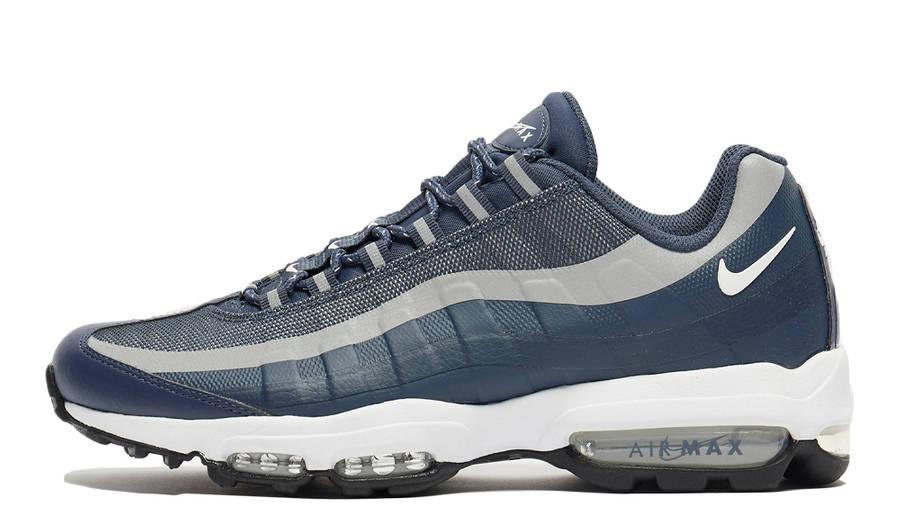 Nike Air Max 95 Ultra Reflective Blue Grey