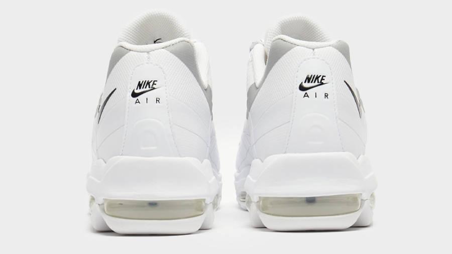 Nike Air Max 95 Ultra White Black Back
