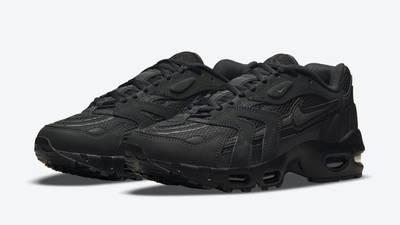 Nike Air Max 96 II Triple Black Front