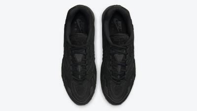 Nike Air Max 96 II Triple Black Middle