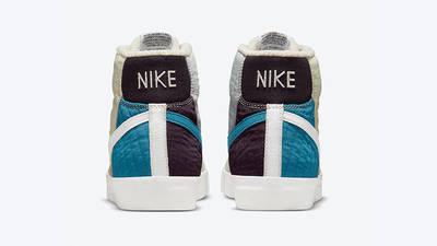 Nike Blazer Mid 77 Premium Toasty DD8024-200 back