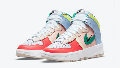 Nike Dunk High Rebel Cashmere Front