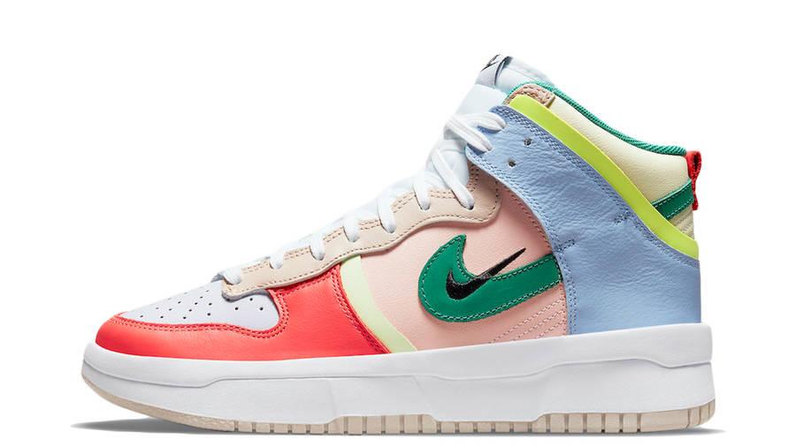 Nike Dunk High Rebel Cashmere