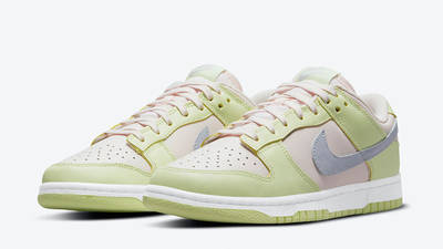 Nike Dunk Low Lime Ice DD1503-600 front