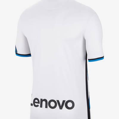 Nike Inter Milan 2021-22 Stadium Away Dri-FIT Football Shirt CV7899-101 Back