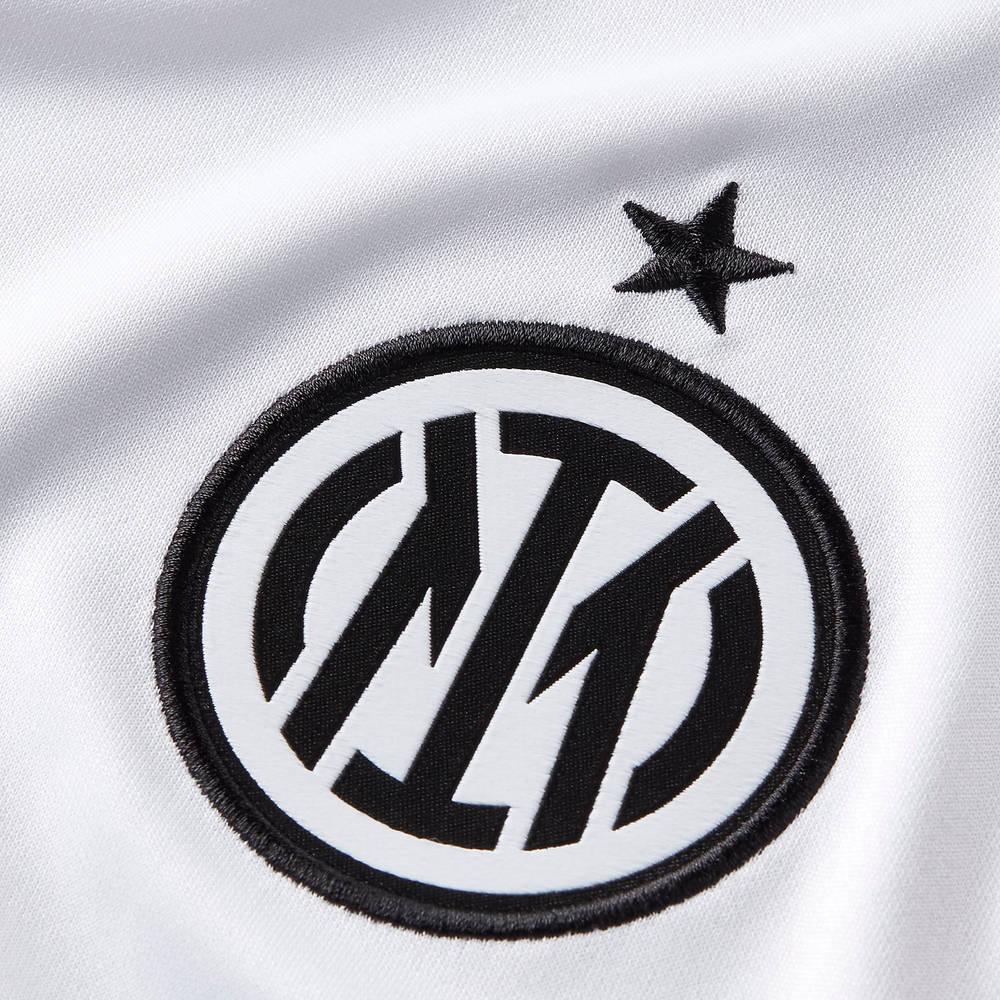 Nike Inter Milan 2021-22 Stadium Away Dri-FIT Football Shirt CV7899-101 Detail