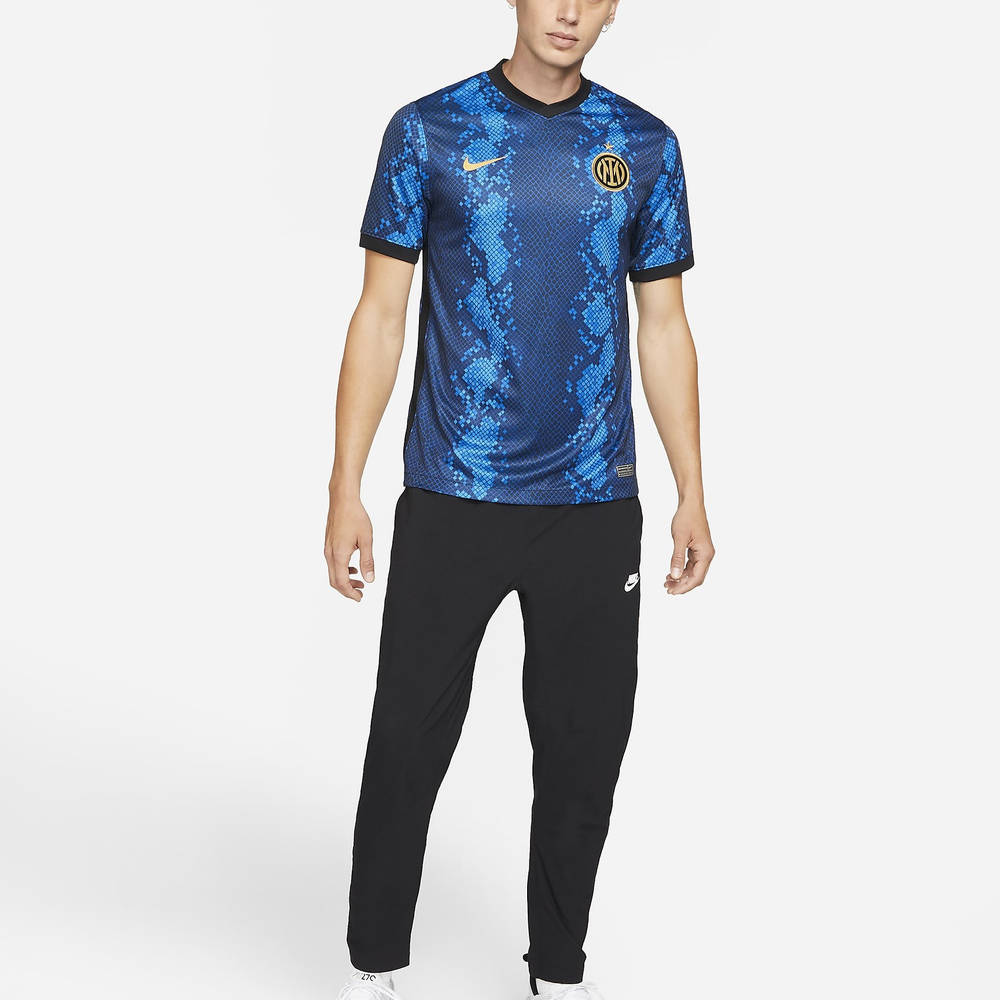 Nike Inter Milan 2021-22 Stadium Home Dri-FIT Football Shirt CV7900-414 Full