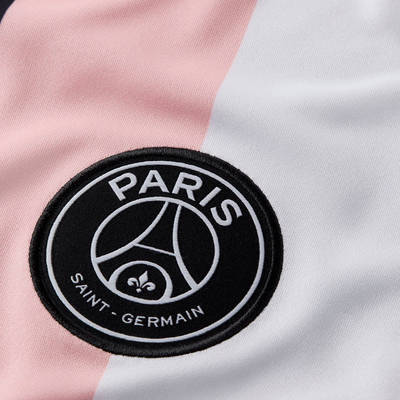 Nike Paris Saint-Germain 2021-22 Stadium Away Dri-FIT Football Shirt CV7902-101 Detail