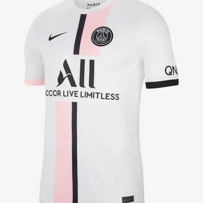 Nike Paris Saint-Germain 2021-22 Stadium Away Dri-FIT Football Shirt CV7902-101