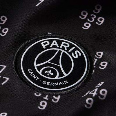 Nike Paris Saint-Germain Away Dri-FIT Pre-Match Football Top DH0535-659 Detail