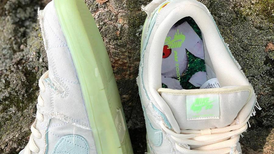 Nike SB Dunk Low Mummy Detail