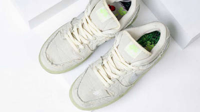 Nike SB Dunk Low Mummy First Look Top