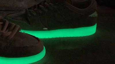 Nike SB Dunk Low Mummy in Dark