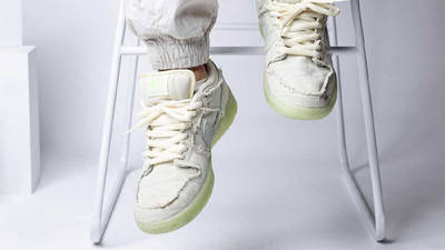 Nike SB Dunk Low Mummy On Foot Front