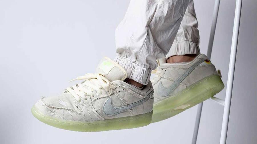 Nike SB Dunk Low Mummy On Foot