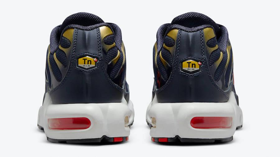 Nike TN Air Max Plus Olympic Back