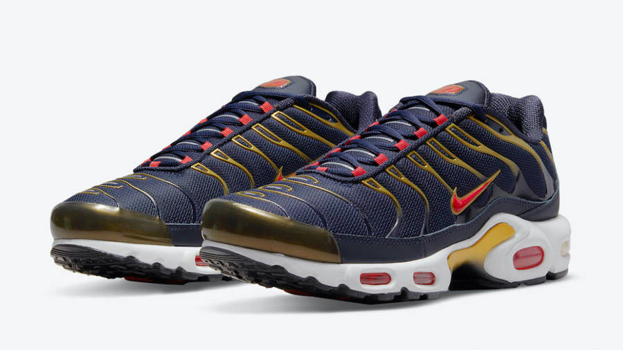 Nike TN Air Max Plus Olympic Front