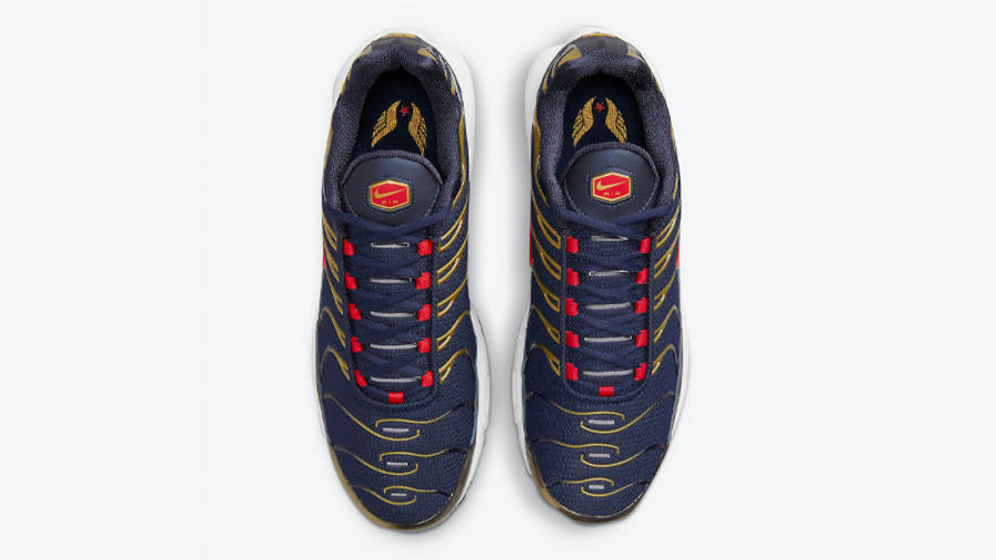 Nike TN Air Max Plus Olympic Middle